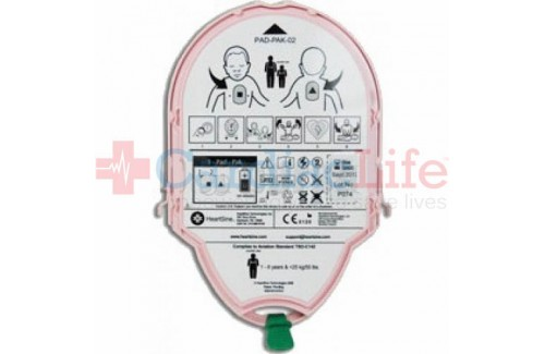 HeartSine samaritan Pediatric Pad-Pak