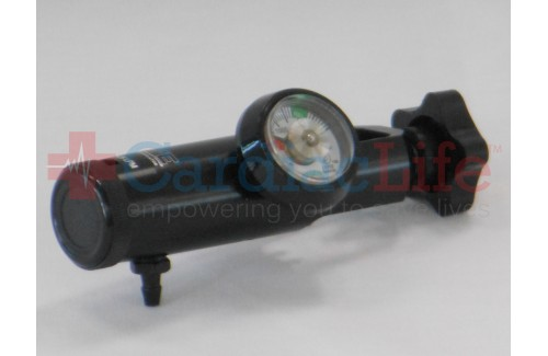 LIFE Corporation EMS Oxygen Regulator LIFE-EMS-025-1