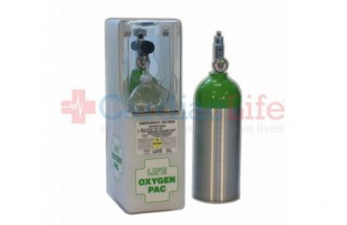 LIFE Corporation OxygenPac (0 & 25 LPM) - LIFE-025 (only for trained EMTs)