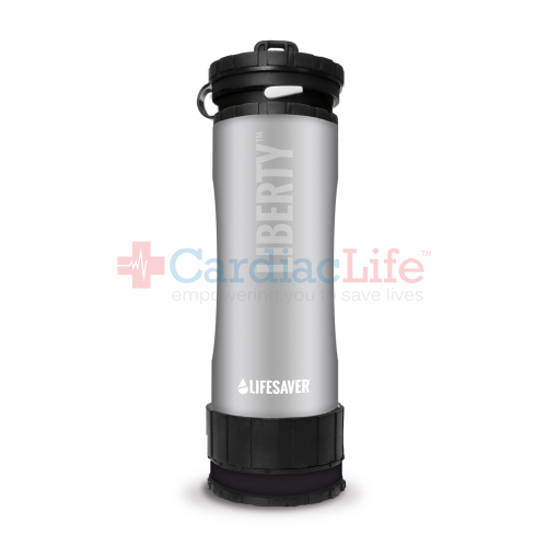 Cool Shirt Systems >> LIFESAVER Liberty Water Bottle | Cardiac Life