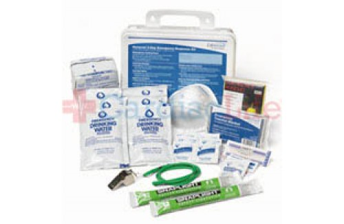 LifeSecure Personal 100 3-Day Emergency Response Kit (40001)