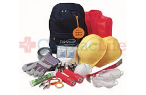LifeSecure Earthquake Search & Rescue Team Kit (31200)