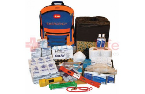 LifeSecure SecureEvac Classroom Evacuation & Lockdown Kit (31800)