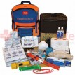 LifeSecure SecurEvac 5000 5-PERSON 3-DAY Evacuation & Shelter-In-Place Survival Kit (10500)
