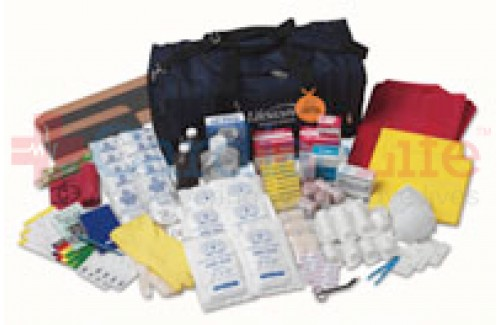50-Person Trauma First Aid Kit (31100)