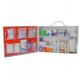 First Aid Kit Industrial 2-Shelf OSHA Approved
