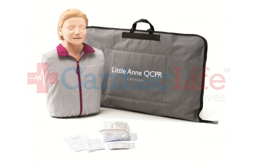 Laerdal Light Skin Little Anne QCPR