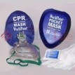 WorldPoint CPR Mask with O2 inlet Soft