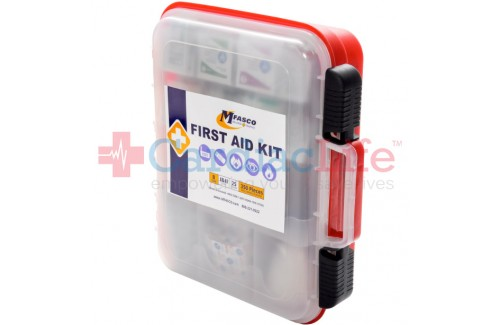 ANSI Class A First Aid Kit Dispense Bins 350 Piece