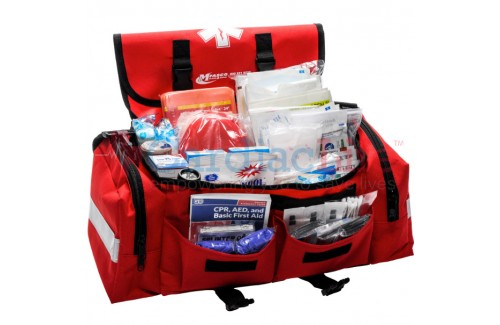 School Emergency First Aid Bag 200 Pieces