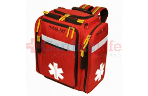 MobileAid XL EMS Medical Responder Backpack (Empty) (31474)