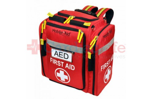 MobileAid XL AED & First Aid Backpack (Empty) (31480)