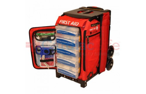 MobileAid Easy-Roll Trauma First Aid Station (31500)