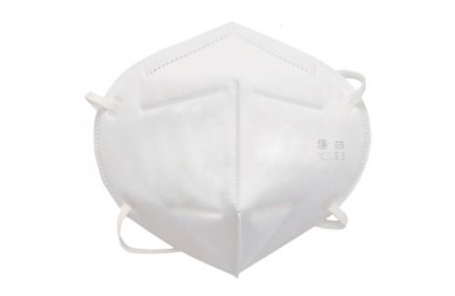 Disposable KN95 Particulate Respirator Mask - 50/Box