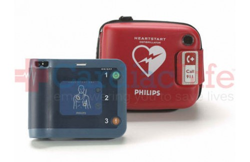 Philips HeartStart FRx AED Aviation Bundle