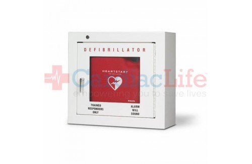 Basic Philips HeartStart AED Cabinet