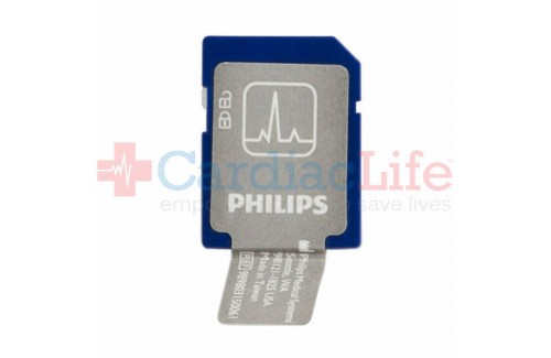 Philips HeartStart FR3 AED Language Card