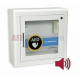 Physio-Control AED Cabinet Surface-Mount with Audible Alarm