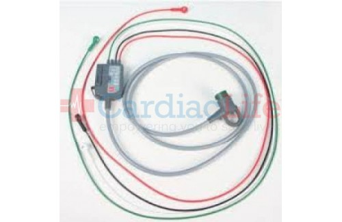 Physio-Control 8Ft Trunk Cable with AHA Limb Leads