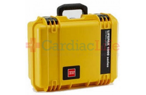 Physio-Control LIFEPAK 1000 Complete Watertight Hard Shell Carry Case