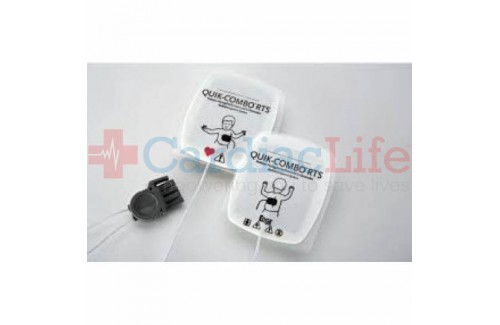 Physio-Control Electrode EDGE QUIK-COMBO Pediatric  RTS
