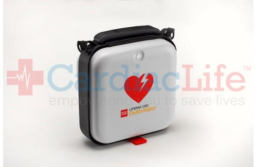 Physio-Control Lifepak CR2 Semi-Rigid Carry Case