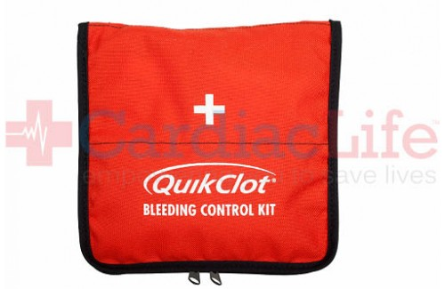 QuikClot Bleeding Control Kit
