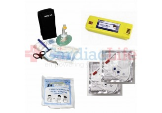 Cardiac Science Powerheart G3 Plus AED Refresher Pack