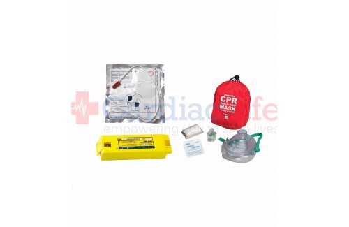 Cardiac Science Powerheart G3 Pro AED Refresher Pack