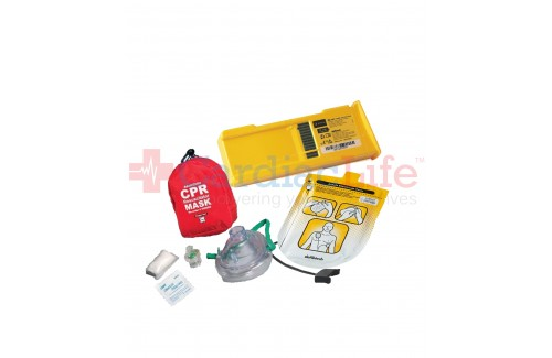 Defibtech Lifeline AED Refresher Pack