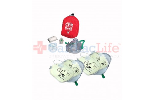 HeartSine samaritan AED Refresher Pack