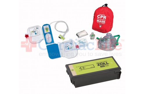 ZOLL AED Pro AED Refresher Pack with CPR D-Padz
