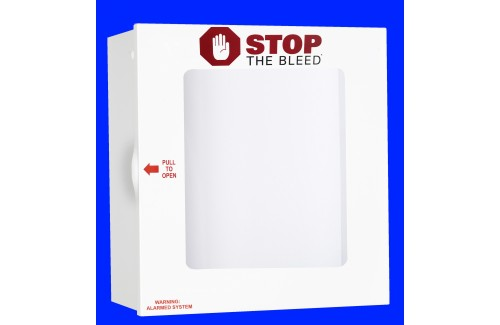 HeartStation Stop the Bleed Cabinet