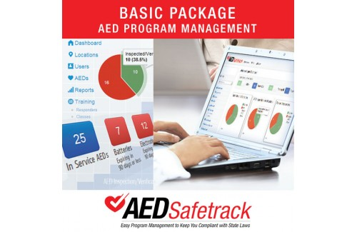 Basic AED Program Management Package