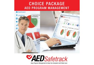 Choice AED Program Management Package