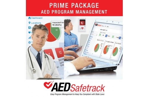 Prime AED Program Management Package