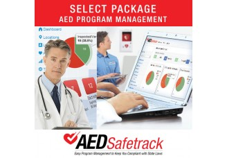 Select AED Program Management Package