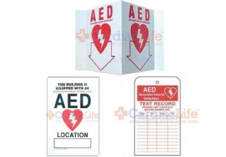 AED Value Sign Pack