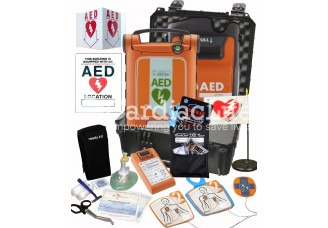 Cardiac Science Powerheart G5 AED Boating Value Package