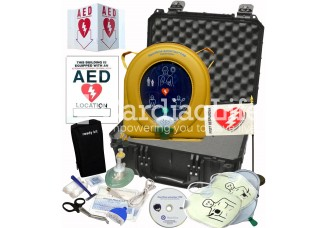 HeartSine samaritan PAD 350P AED Boating Value Package