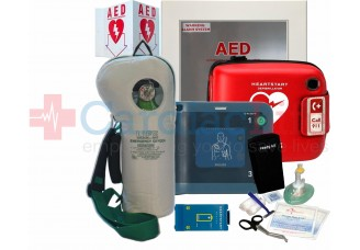 Philips HeartStart FRx AED Life Corporation Emergency Oxygen Value Package