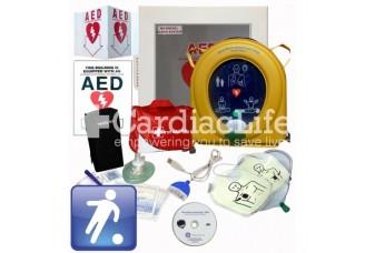 HeartSine samaritan PAD 350P AED Athletic Sports Value Package