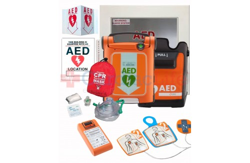 Cardiac Science Powerheart G5 AED Auto Dealership Value Package