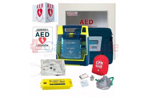 Cardiac Science Powerheart AED G3 Plus with CPR Training