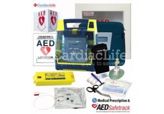 Cardiac Science Powerheart AED G3 Plus Hotel Resort Value Package
