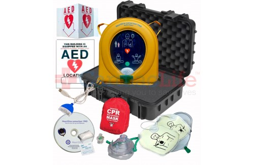 HeartSine samaritan PAD 350P AED Boating Value Package