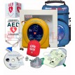 HeartSine samaritan PAD 350P AED Value Package with Backpack