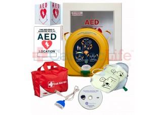 HeartSine samaritan PAD 450P AED with CPR Training