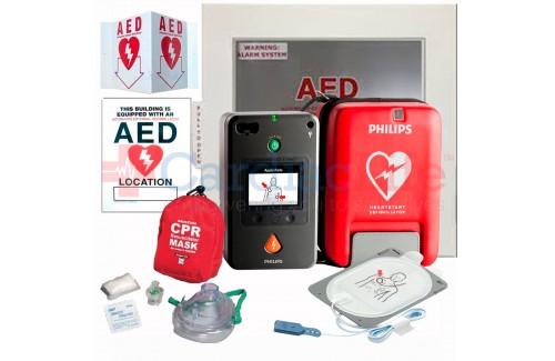 Philips HeartStart FR3 AED Value Package