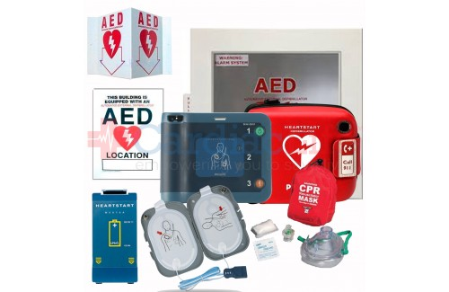 AED Boating Value Package with Philips Heartstart FRx